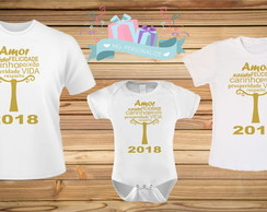 kit de camiseta e body reveillon