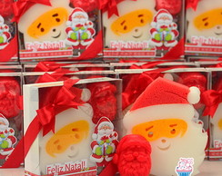 Kit Esponja Papai Noel