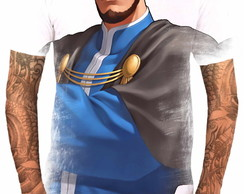 Camiseta Camisa Personalizada The King of Fighter Full Hd 1