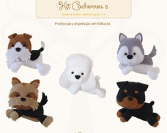 APOSTILA DIGITAL – KIT CACHORRINHOS 3
