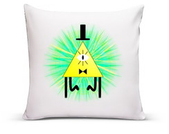 Almofada Geek Gravity Falls Bill Cipher 007