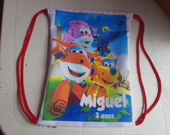 Mochila Super Wings