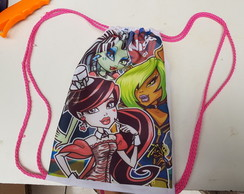Mochila Monster High