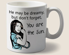 Caneca You Are The Sun Greys Anatomy - Meredith Grey