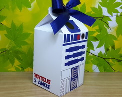 Caixa Milk R2-D2 - Star Wars