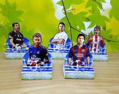 Porta Chocolate Biss Duplo Champions League