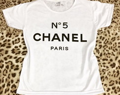Baby look - Chanel nº5