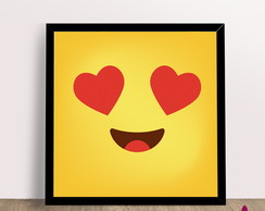 Poster Emoticon 10x10
