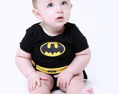 Body Fantasia Batman Bebe