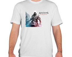Camiseta Do Jogo Assassin's Creed Game Ps3 Ps4 Xbox Camisa