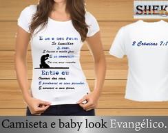 8355c2d0f1 ... CAMISETA PERSONALIZADA EVANGELICA COM 1 FEMININA