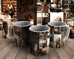 Caneca The Walking Dead - TWD 2