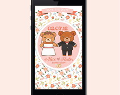 SAVE THE DATE DIGITAL - CASAMENTO - 13