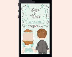 SAVE THE DATE DIGITAL - CASAMENTO - 18