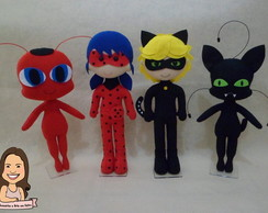 Personagens Miraculous