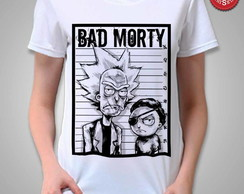 Camiseta Rick e Morty - Morty Do Mal