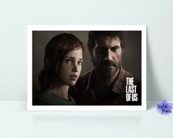 Pôster The Last Of Us | Tamanho A4