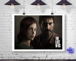 Pôster The Last Of Us | Tamanho A3