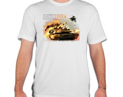 Camiseta Do Jogo Battlefield Game Ps3 Ps4 Xbox Pc Camisa
