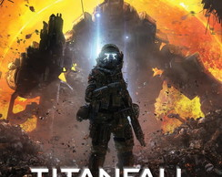 Poster Titanfall 15x15cm #4203