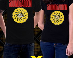 Camiseta Soundgarden Grunge Chris Cornell Badmotorfinger