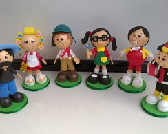 Kit Turma do Chaves