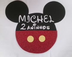 Painel do Mickey GIGANTE !!