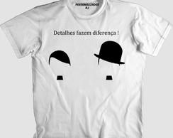 ... Camisa DETALHES FAZEM DIFERENÇA d2f084332b18c