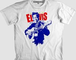 Camisa ELVIS REI DO ROCKIS e0402c9bdaff5