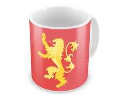 Caneca Personalizada Game of Thrones - Lannister