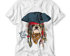 Camiseta Bulldog