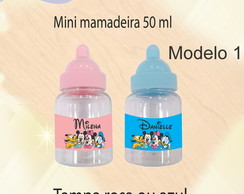 Mini Mamadeira-Mickey baby