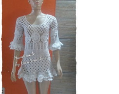 f1913873ae3d Vestido de Croche | Elo7