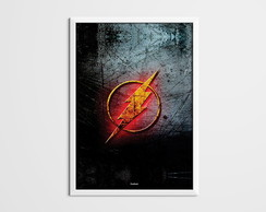 Poster Marvel Flash