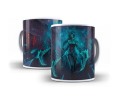 Caneca League of Legends Akali