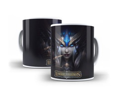 Caneca League of Legends Elise