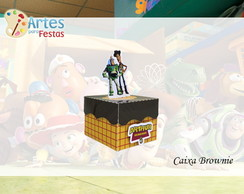 Caixa Brownie Toy Story