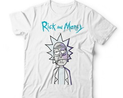Camiseta Rick and Morty II