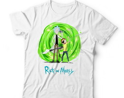 Camiseta Rick and Morty III