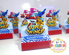 cx bis duplo super wings