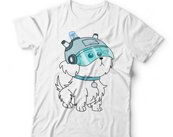 Camiseta Rick and Morty - Snuffles