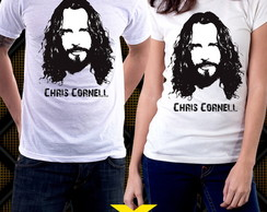 Camiseta Chris Cornell Grunge Soundgarden Temple Of The Dog