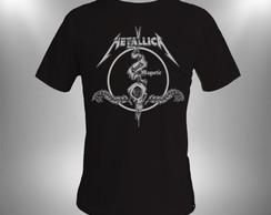Camiseta Metallica Death Magnetic Masculina