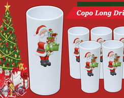 Copo Long Drink - Natal