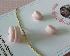 Conjunto doce biscuit (MACARRON)