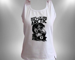 ... Regata Baby Look Arctic Monkeys Feminina 658c375499f6a