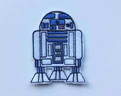 PATCH STAR WARS R2D2 TERMOCOLANTE