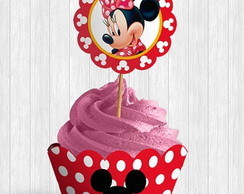 Saia par Cupacake Minnie Mouse