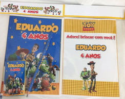 Kit para colorir Toy Story
