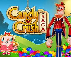 Painel Festa 1,50x1M Candy Crush